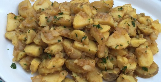 German Potato Salad - © ProtectiveDiet.com