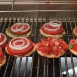 Grilled Mini Party Pizzas Premium PD Recipe