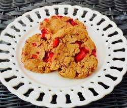 Strawberry Corn Cakes - © ProtectiveDiet.com