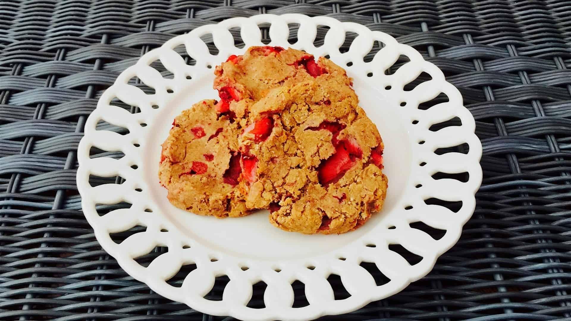 Strawberry Corn Cakes - © ProtectiveDiet.com