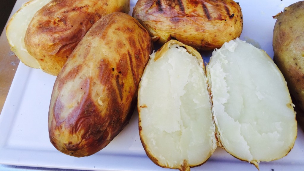 Cheater Baked Potatoes - © ProtectiveDiet.com