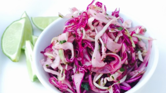 Taco Slaw featured image - © ProtectiveDiet.com