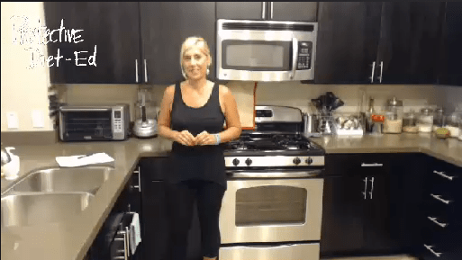 Class #96 - Kitchen Set-Up for Efficiency