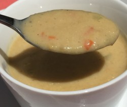 Cream of Chick'N Soup1 - © ProtectiveDiet.com