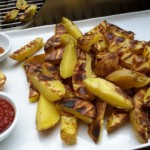 Grilled Steak Fries Premium PD Recipe