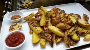 Grilled Steak Fries - © ProtectiveDiet.com