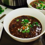 Cuban Black Bean Soup Premium PD Recipe