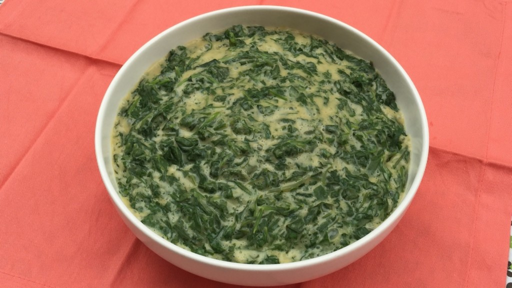 Creamed Kale - © ProtectiveDiet.com