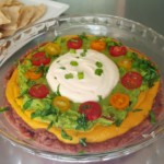 Fiesta Layer Dip Premium PD Recipe