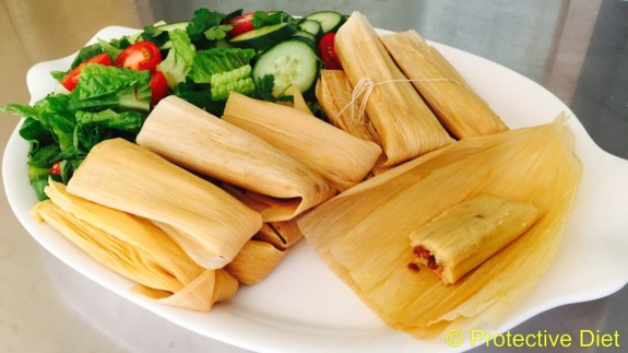 Tamale Featured Image - © ProtectiveDiet.com