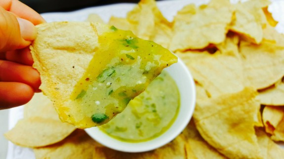 Roasted Salsa Verde Featured Image - © ProtectiveDiet.com