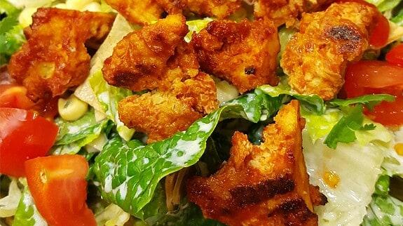 BBQ Chicken Bites - © ProtectiveDiet.com