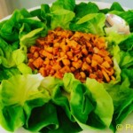 Tofu Lettuce Wraps Premium PD Recipe