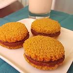 Sandwich Cookies Premium PD Recipe