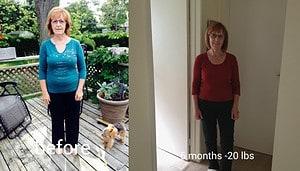 Six months PD