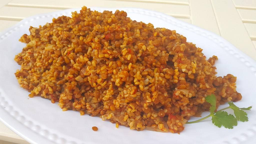 Lentil & Rice One-Pot - © ProtectiveDiet.com