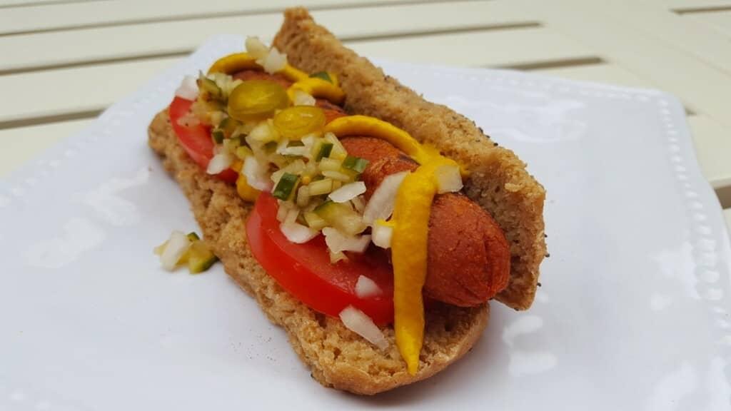Hotdog Buns Premium PD Recipe