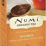 Numi Rooibos Earthy Vanilla South African Healer