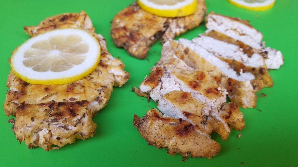Greek Cutlets Premium PD Recipe