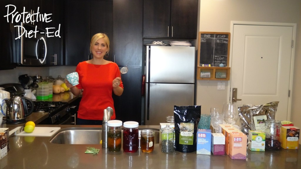 Class #134 – Tea Party Sipping on Liquid Antioxidants