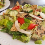 Fattoush Salad Premium PD Recipe