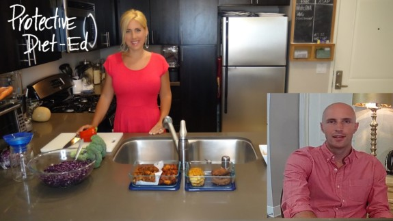 Class #139 - Satisfying Salads - Building a Salad with Flavor, Texture and Nutrition