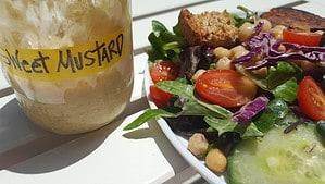 Sweet Mustard Vinaigrette2