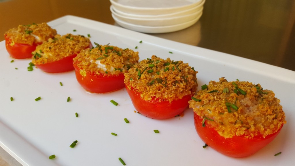 Stuffed Plum Tomatoes Premium PD Recipe