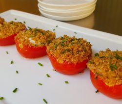 Stuffed Tomatoes - © ProtectiveDiet.com