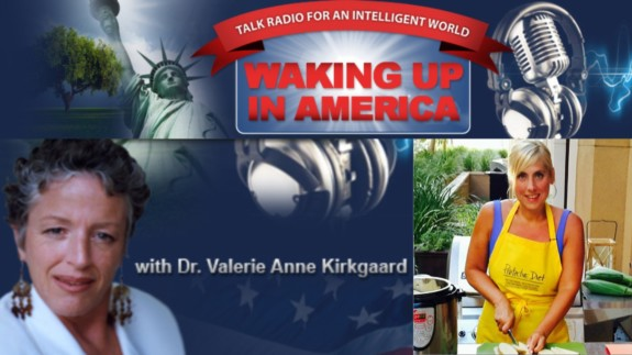 Waking Up In America radio interview