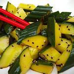 Shanghai Cucumbers Premium PD Recipe