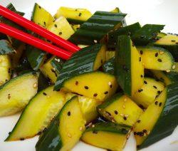 Shanghai Cucumbers - © ProtectiveDiet.com