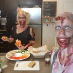Class #191 - Healthy Halloween Treats & Co-Cooking
