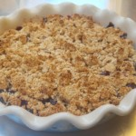 Fruit Crumble Premium PD Recipe