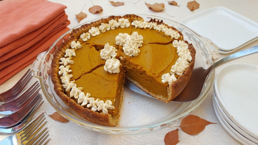 Pumpkin Pie Premium PD Recipe