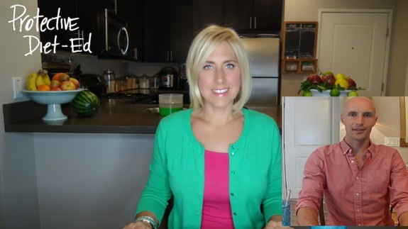 Class #151 - Hosting House Guests Protective Diet Style