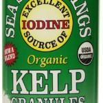 Organic Kelp Granules