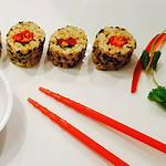 Veggie Sushi Rolls Premium PD Recipe