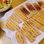 Seasoned Flatbread Premium PD Recipe