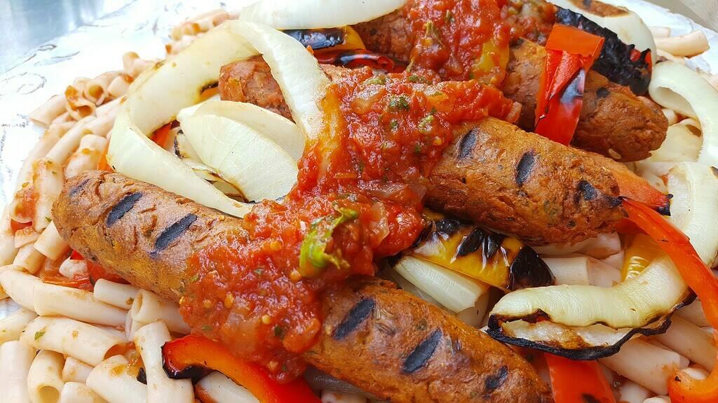 """Italian """"Sausage"""" Premium PD Recipe"""