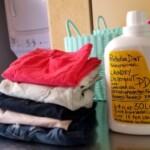 Natural Laundry Detergent Premium PD Recipe