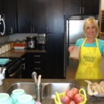Class #188 - Co-Cooking Apple Fritter Cake