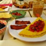 Egg-less Omelet Premium PD Recipe