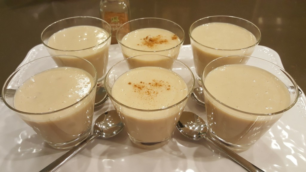 Vanilla Rice Pudding Premium PD Recipe