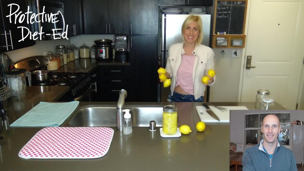 Class #201 – Kitchen Peptalk