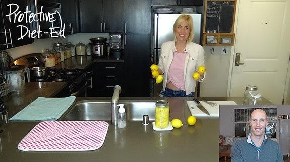 Class #201 - Kitchen Peptalk
