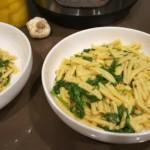 Pasta with Garlic and Preserved Lemons Premium PD Recipe