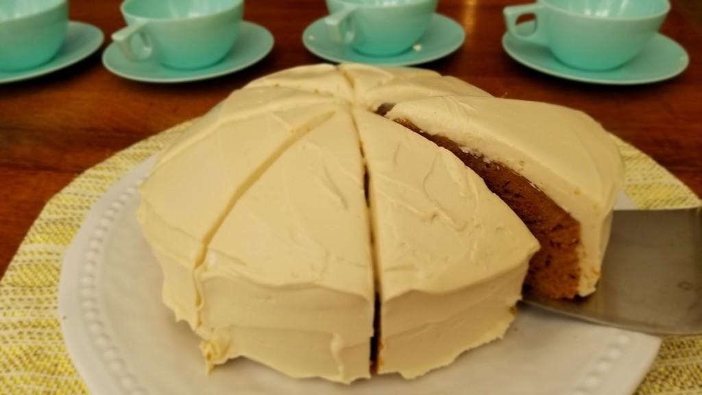Carrot Cake with Cream Cheeze Frosting Premium PD Recipe