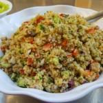 Quinoa & Preserved Lemon Salad Premium PD Recipe