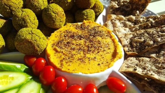 Za'atar Spice Mix Premium PD Recipe - Protective Diet